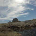 Auf der kleinen Insel: Agios Stefanos Beach (Insel Kos)