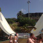 Aqualand Maspalomas Boomerang auf Gran Canaria