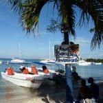 Hafen von Bayahibe (La Romana) in der Dominikanischen Republik