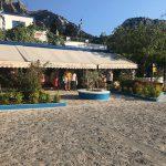 Kleiner Platz im Bergdorf Zia (Insel Kos)