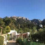 Bergdorf Zia: Ausblick auf das Gebirge (Insel Kos)