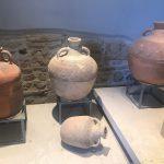 Vasen in der Casa Romana (Kos Stadt)