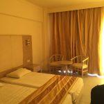 Zimmer im Kresten Palace auf Rhodos.