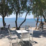 Strandbar im Lakitira Resort and Village auf der Insel Kos