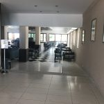 Lobby im Lakitira Resort and Village auf der Insel Kos