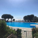 Hotelpool im Lakitira Resort and Village auf der Insel Kos