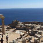 Akropolis von Lindos (Rhodos)