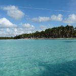 Piscina Natural das Naturschwimmbad in der Dominikanischen Republik.