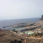 Vogelperspektive Puerto de Mogán (Gran Canaria)