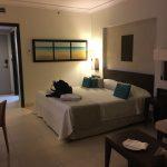 Zimmer im Elysium Resort & Spa Hotel auf Rhodos.