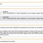 Sophos Access Points in der Sophos UTM unter Wireless Protection hinzufügen